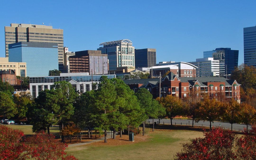 A Brief History of Columbia, South Carolina